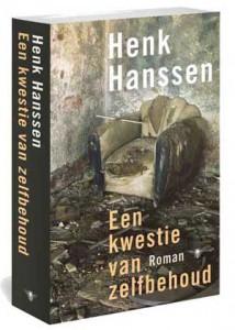Cover Een kwestie van zelfbehoud Henk Hanssen