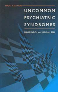 uncommon-psychiatric-syndromes-david-enoch-paperback-cover-art