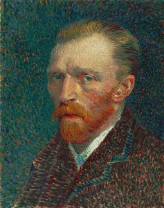 Brief aan Van Gogh