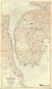 map of Islay